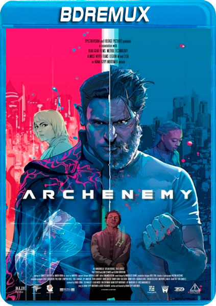 ARCHENEMY [BDREMUX 1080P][AC3 5.1-DTS-HD 5.1 CASTELLANO-DTS-HD 5.1 INGLES+SUBS][ES-EN] torrent